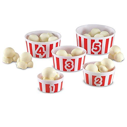 Learning Resources Smart Snacks Popcorn Zähiel 15,