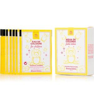 Agua de Colonia para Niños Toallitas Perfumadas - 50 gr (precio: 2,99€)