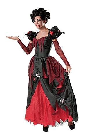 Aschenputtel Sinder Ella Horror Ballkleid Kostüm Damen