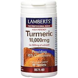 Lamberts Curcuma 10000 mg - 60 Tabletas