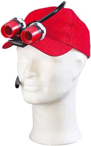 (Playtastic Fan Fanfare: Extra-laute Fan-Tröte für Baseball-Caps (Gas-frei) (Signalhorn))