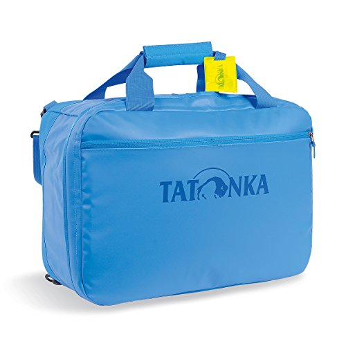 Tatonka Flight Barrel Reisetasche, Blau (Bright Blue Ii), 50 x 36 x 20 cm