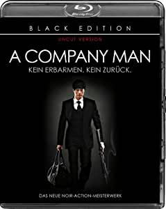 A Company Man - Black Edition - Uncut [Blu-ray]