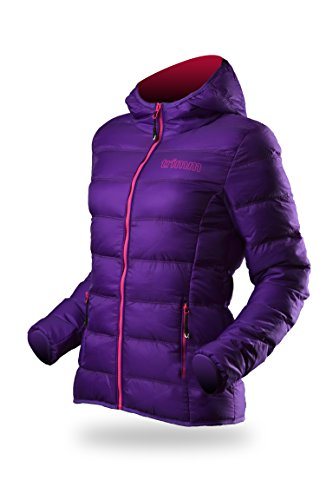 Trimm giacca da donna rubino Lady Light Violet/Pinky