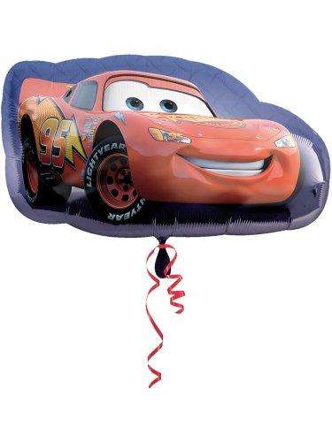 Folienballon Cars Mc Queen - Halloween Queen B