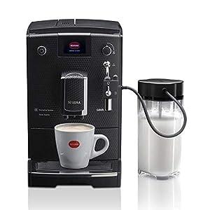 Nivona NICR CafeRomatica 680 Kaffeevollautomat, 2.2 liters, Schwarz