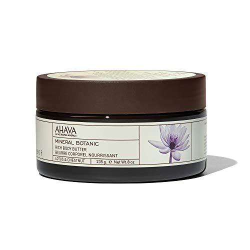 AHAVA Mineral Botanic Burro ricco per il corpo 235 g.