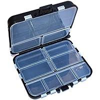 Tackle Box Tacklebox Kleinteilebox Fliegenbox Fliegendose Zubehör Angeln Bit