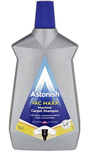 Astonish VAC Maxx Maschine Teppich Shampoo 1L (Teppich-shampoo-maschinen)