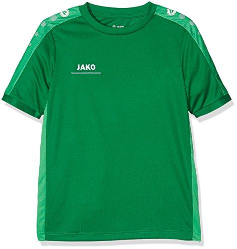 JAKO Kinder T-Shirt Striker, sportgrün, 164