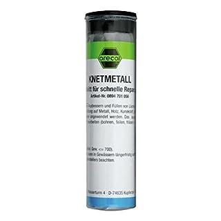(35,71/100g) reca arecal Knetmetall - 56g - Epoxydkitt für schnelle Rep.- neu !