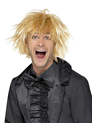 (Smiffy's 43679 - 90er Messy Surfer Guy Wig Blonde Two Tone)