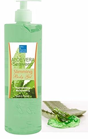 Gel Minceur et Anti Cellulite Aloe Vera & 3 Algues