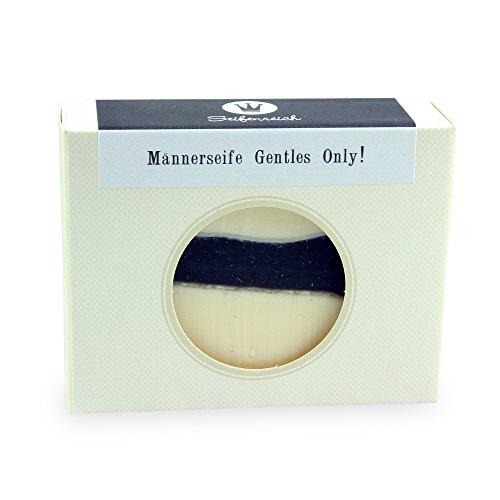 Seifenreich Zedernholz Herren Seife Gentles Only, 1er Pack (1 x 100 g)