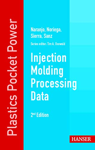 Injection Molding Processing Data (Plastics Pocket Power)
