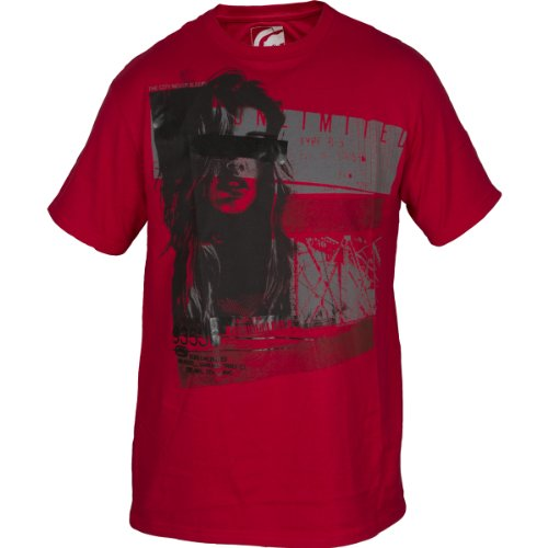 Ecko Unltd. T-Shirt No peeking Rot