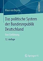 Das politische System der Bundesrepublik Deutschland: Eine Einführung