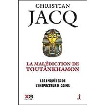 Les enquêtes de l'inspecteur Higgins - tome 22 La malédiction de Toutankhâmon (French Edition)