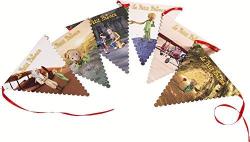 Clairefontaine Le Petit Prince Lot de 2 Guirlandes à fanions