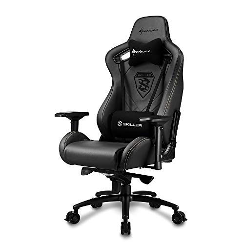 Sharkoon SKILLER SGS5 – Silla Gaming Premium