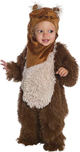 Ewok Deluxe Plush Fancy Dress Costume 2T ()
