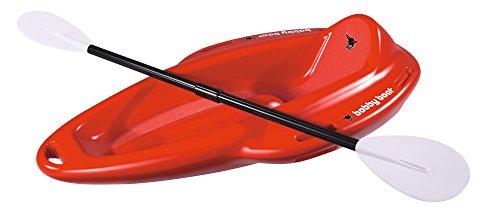 Big bobby canoa, colore rosso