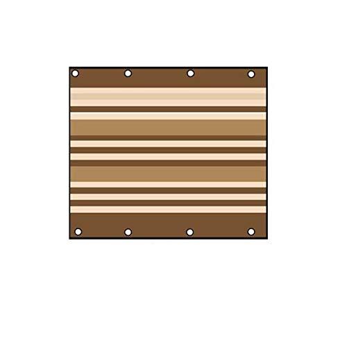 JFJL Quadratisches Uvblock Sonnen Schatten Segel Vervollkommnen Für Patio Garten Im Freien, Schatten Rate 90% Gewebe Sonnenschutz Tuch Mit Ösen Für Pergola Abdeckungs Überdachung,1.8M×1.8M