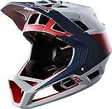 Fox Proframe Drafter Helmet, Grau, Größe M
