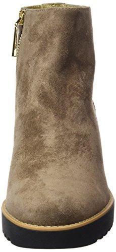 Hogan Hxw2770t330byec407, Bottes courtes femme beige (PALUDE)