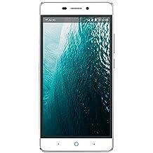 LYF Water 7 4G LTE Smart Phone, Silver