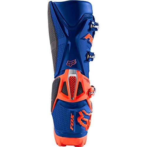 Fox Motocross-Stiefel Instinct Offroad Blau Gr. 41 - 4