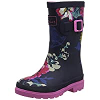Joules Girls Welly Wellington Boots
