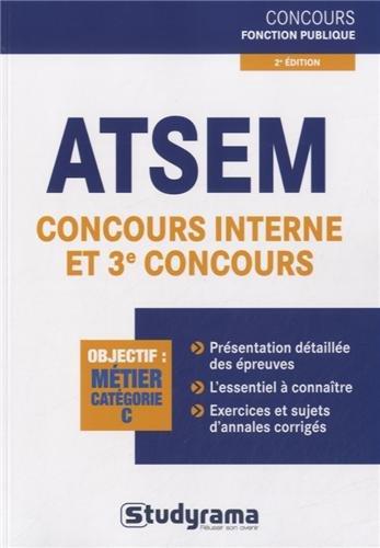ATSEM concours interne et 3e concours par Elise Delemasure