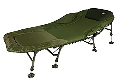 TF Gear Chill Out Giant Carp Fishing Bedchair Ex Demo by TF Gear
