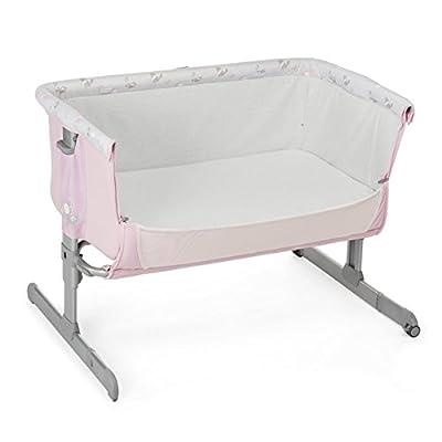 Chicco Next2Me - Cuna de colecho, con anclaje a cama, 6 alturas