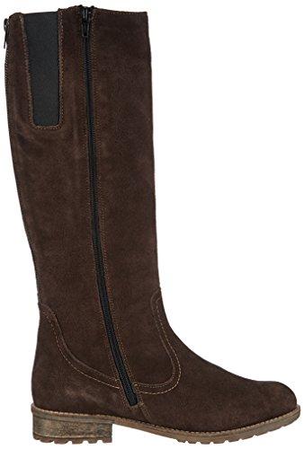Remonte - R3388, Stivali Da Equitazione da donna Marrone (Kakao/Mogano/15)