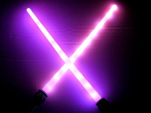 Lichtschwert Laserschwert -Farbe Neon Laser-