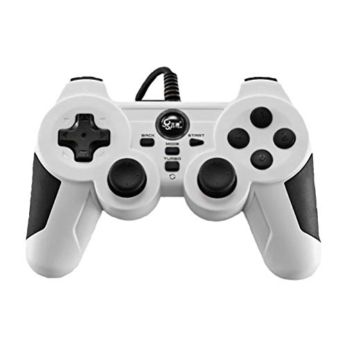 CSZH Wired Gamepad USB-Controller für PC 360 Smart TV Monster Hunter Welt Dampf Doppel NBA2K19 Grab Raider FIFAol4 Live Fußball PS3