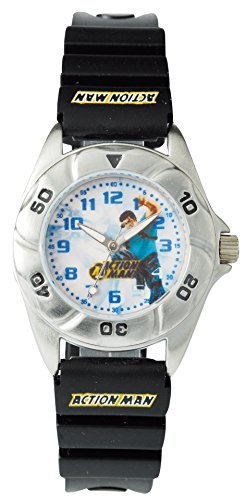 ACTION MAN – Orologio Action Man da bambino con movimento a quarzo. R. AMW324