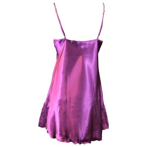 Lavazio -  Camicia da notte  - Donna Lilla
