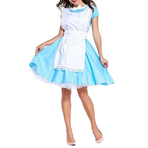 Zhuhaijq Classic Adult Halloween Set Cosplay Kostüme für -