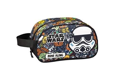 Star Wars Galaxy Oficial Mochila Escolar Infantil