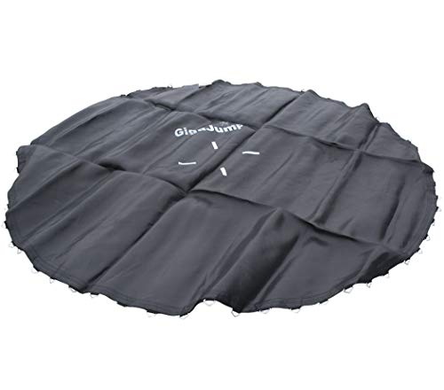 Gigajump®, Ersatz - Sprungmatte/Sprungtuch für Trampoline (Ø 3,05 Meter, 64 Federn/Ringe) (#301058)
