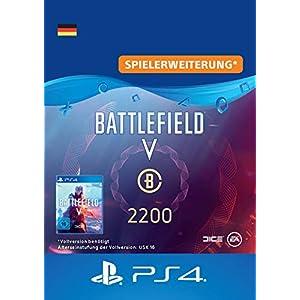 Battlefield V – Battlefield-Währung 2.200 – PS4 Download Code – deutsches Konto DLC | PS4 Download Code – deutsches Konto