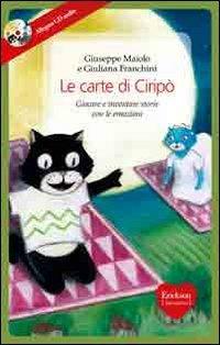 Le carte di Ciripò. Giocare e inventare storie con le emozioni. Con 34 carte. Ediz. illustrata. Con CD Audio