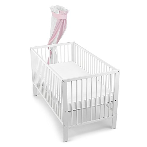 Sterntaler Bett-Himmel, Alter: Für Babys ab der Geburt, Rosa