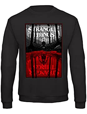 Felpa girocollo unisex Stranger Things