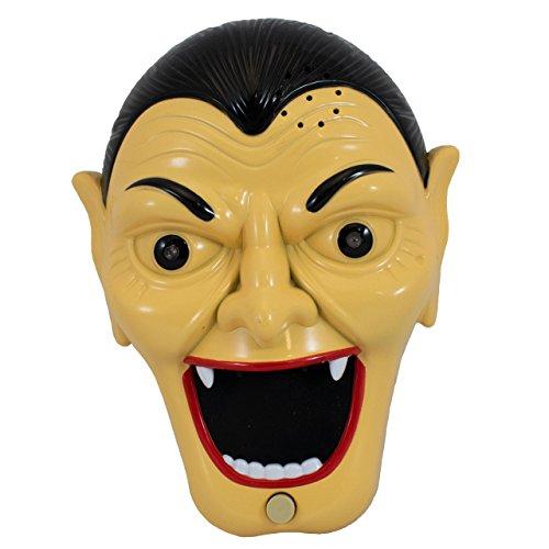 d sprechende Drakula Halloween Türklingel (Haus Beängstigend)