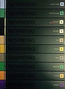 Nespresso Capsules (Pack of 100)