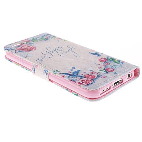 Nutbro [iPhone 6S Plus] 6S Plus Case,PU Leather iPhone 6S Plus Case,iPhone 6S Plus Phone Case,iPhone 6S Plus Phone Cover Case PU Leather Case Wallet for iPhone 6S Plus ZZ-6Splus-15